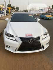 Lexus IS 2015 350 AWD White | Cars for sale in Ondo State, Akure