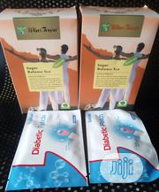 Diabetes Tea+Patch   Vitamins & Supplements for sale in Lagos State, Oshodi-Isolo
