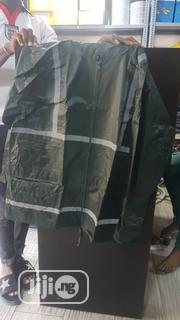 Rain Coats With Reflective Lining And Head Cover | Safety Equipment for sale in Lagos State, Lagos Island
