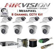 1080p Combo Kit 8 Channel Hikvision Camera | Security & Surveillance for sale in Lagos State, Ikeja