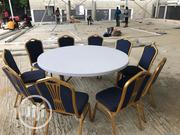 Multipurpose 10fts Table by 10 Chairs | Furniture for sale in Lagos State, Victoria Island