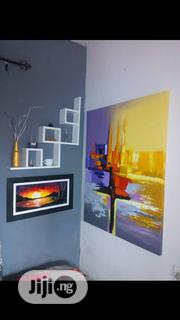 Beautiful Abstract Paintings(4feet By 3feet) | Arts & Crafts for sale in Rivers State, Port-Harcourt
