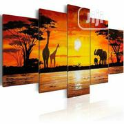 Fine Art Paintings 5in1 | Arts & Crafts for sale in Rivers State, Port-Harcourt