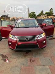 Lexus RX 2013 450h AWD Red   Cars for sale in Lagos State, Amuwo-Odofin