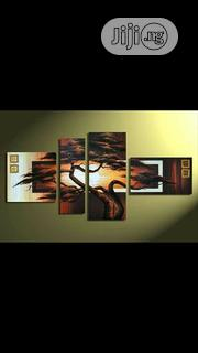 Sunset Paintings 4in1 | Arts & Crafts for sale in Rivers State, Port-Harcourt