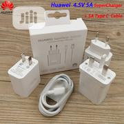 Huawei 5V 4.5A Supercharge Fast Charger 22.5W Adapter 5A Type C | Accessories for Mobile Phones & Tablets for sale in Lagos State, Ikeja