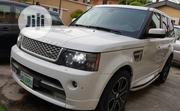 Land Rover Range Rover Sport 2012 White   Cars for sale in Lagos State, Maryland