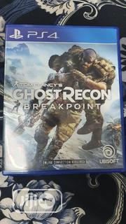 Ghost Recons Breakpoint   Video Games for sale in Lagos State, Ilupeju