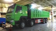 Brand New Howo Tipper 12 Tyres Is Available In Lagos | Trucks & Trailers for sale in Lagos State, Amuwo-Odofin