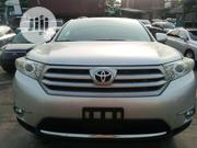 Toyota Highlander Limited 2012 Silver | Cars for sale in Lagos State, Apapa