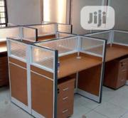 4-Seater Office Workstation Table | Furniture for sale in Lagos State, Victoria Island