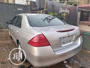 Honda Accord EX-L 2007 Silver | Cars for sale in Lagos State, Ikeja