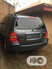 Toyota Highlander 2005 V6 4x4 Blue   Cars for sale in Lagos State, Agege