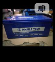 200ah 12volts Double Tech Battery   Solar Energy for sale in Lagos State, Ojo
