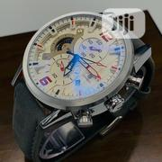 Tag Heuer Leather Watch | Watches for sale in Lagos State, Magodo