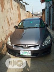 Honda Accord 2007 2.4 Gray | Cars for sale in Lagos State, Ikeja