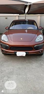 Porsche Cayenne 2013 S Brown | Cars for sale in Lagos State, Ikoyi