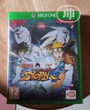 Xbox One Naruto Storm 4 | Video Game Consoles for sale in Lagos State, Ikeja