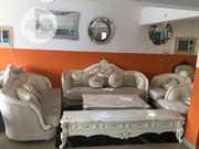 Imported Fabric Royal Sofa | Furniture for sale in Lagos State, Ikeja