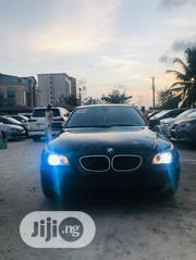 BMW 535i 2008 Black   Cars for sale in Lagos State, Lekki Phase 2