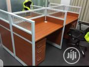 Brand New Quality Four Seaters Workstation | Furniture for sale in Lagos State, Lekki Phase 2