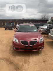 Pontiac Vibe 2005 Red | Cars for sale in Lagos State, Ikeja