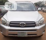 Toyota RAV4 2007 Silver | Cars for sale in Lagos State, Ikeja