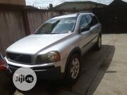 Volvo XC90 D5 AWD Automatic 2005 Silver | Cars for sale in Lagos State, Ikeja