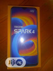 New Tecno Spark 4 32 GB Blue | Mobile Phones for sale in Lagos State, Isolo