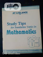 Math Foundation Study Tips | Child Care & Education Services for sale in Ogun State, Sagamu