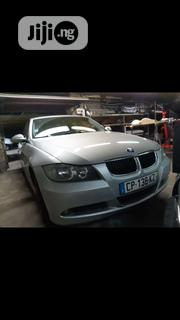 BMW 320i 2008 Silver   Cars for sale in Lagos State, Ikeja