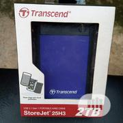 2TB Transcend External Hard Drive | Computer Hardware for sale in Lagos State, Ikeja