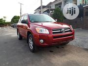 Toyota RAV4 2009 4x4 Red | Cars for sale in Lagos State, Agege
