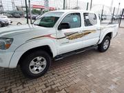 Toyota Tacoma 2012 White   Cars for sale in Lagos State, Ajah