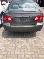 Toyota Corolla 2008 1.8 LE Gray   Cars for sale in Lagos State, Ajah