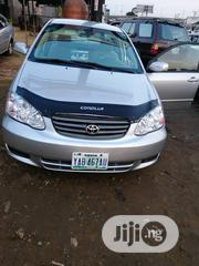 Toyota Corolla 2004 LE Silver   Cars for sale in Rivers State, Port-Harcourt