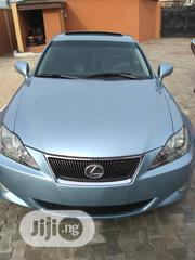 Lexus IS 2008 250 Blue | Cars for sale in Lagos State, Ikeja