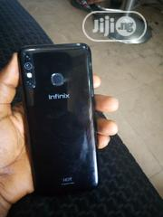 Infinix Hot 8 32 GB Black | Mobile Phones for sale in Delta State, Oshimili South