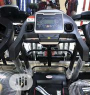 German Machine 2.5hp Treadmill With Massager | Sports Equipment for sale in Lagos State, Amuwo-Odofin