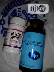 Vision Vitale And Gi Vital Softgel | Vitamins & Supplements for sale in Lagos State, Ibeju