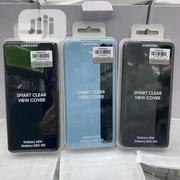 Samsung S20utral Smart Clear View Case | Accessories for Mobile Phones & Tablets for sale in Lagos State, Ikeja