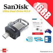 Sandisk Otg Flash Driver 16gb | Computer Accessories  for sale in Rivers State, Port-Harcourt
