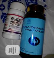 Vision Vitale Capsule With GI VITAL SOTGEL | Vitamins & Supplements for sale in Lagos State, Oshodi-Isolo
