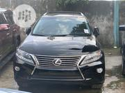 Lexus RX 2014 350 FWD Black | Cars for sale in Lagos State, Alimosho