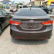 Hyundai Elantra 2012 GLS Automatic Brown | Cars for sale in Lagos State, Amuwo-Odofin
