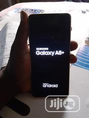 Samsung Galaxy A8 Plus 32 GB Gold   Mobile Phones for sale in Lagos State, Ojodu