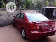 Toyota Corolla 1.8 VVTL-i TS 2007 Red | Cars for sale in Anambra State, Onitsha