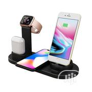Phone Charger Dock and Wireless Fast Charge | Accessories for Mobile Phones & Tablets for sale in Lagos State, Yaba