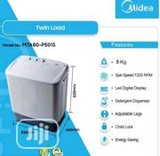 Midea 8kgtwin Tub Washing Machine   Home Appliances for sale in Abuja (FCT) State, Wuse