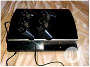 London Used Ps3 With 2 Pads for Sale   Video Game Consoles for sale in Lagos State, Orile